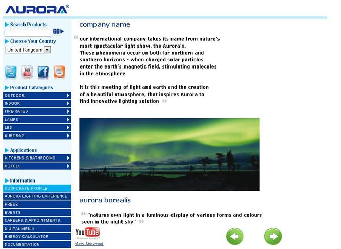 Aurora Europe